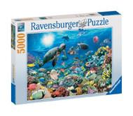Ravensburger Beneath the Sea 5000 Piece Jigsaw Puzzle - 17426
