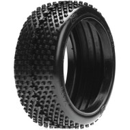 Losi 1/8 XBT Buggy Tires w/Inserts, Green (2) ~ A7763G