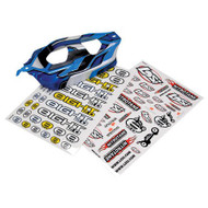Losi 8IGHT 2.0 RTR Painted Body w/Stickers ~ B8033
