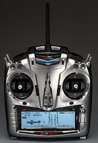 JR 11X 2.4 A/S/H w/R921X RX NO SX ~ 1100X