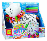 Alex Toys Color & Cuddle Washable Kitty - 69WC