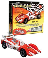 PineCar Derby Racers Premium Kit Can Am Racer - 3947