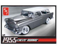 AMT 1/25 1955 Chevrolet Nomad Car Model Kit - 637