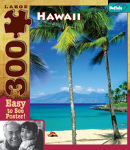 Buffalo Games Hawaii 300 Piece Jigsaw Puzzle - 2521