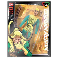 Auto World Captain Action Loki Deluxe Costume Set - CA1006