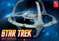 AMT 1/2500 Star Trek Deep Space 9 Space Station Clear Edition Model Kit - 751