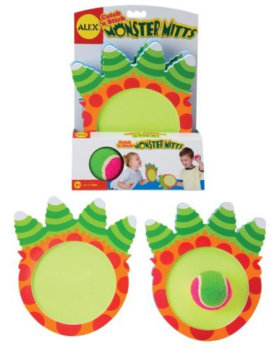 Alex Toys Catch N Stick Monster Mitts - 773