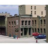 DPM Design Preservation Models N Scale Kit Cricket's Saloon - 51100