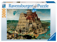 Ravensburger The Tower of Babel 5000 Piece Jigsaw Puzzle - 17423