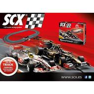 SCX 1/32 Analog System C1 F1 Speed Limit Slot Car Set - A10063X5U0 (A10063X500)