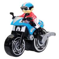 Kid Galaxy Big Wheelie Cycle Speedster Blue/Red: 49MHz- 10432
