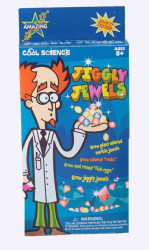 Be Amazing Toys Jiggly Jewels Cool Science Kit - 5845