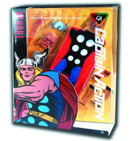 Auto World Captain Action Thor Deluxe Costume Set - CA1005