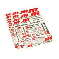 JR Air Decal Sheet ~ A961
