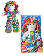 Alex Toys Color & Cuddle Washable Doll - 69WD