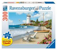 Ravensburger Sunlit Shores 300 Piece Jigsaw Puzzle - 13535