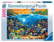 Ravensburger Underwater Fun 1000 Piece Jigsaw Puzzle - 19268