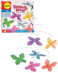 Alex Toys Butterfly Mobile - 676