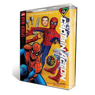 Auto World (Round 2) Captain Action Spider-Man Deluxe Costume Set - CA1002