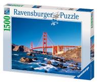 Ravensburger San Francisco, CA 1500 Piece Jigsaw Puzzle - 16229