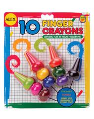 Alex Toys 10 Finger Crayons - 248