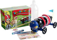 Be Amazing Toys Geyser Rocket Car Fun Science Kit - 3825