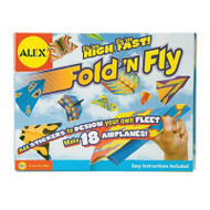 Alex Toys Fold N Fly Paper Airplanes - 192W