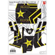 Losi Rockstar Graphic Kit: DX3R ~ A8206
