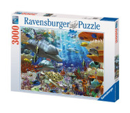 Ravensburger Oceanic Wonders 3000 Piece Jigsaw Puzzle - 17027