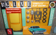 Auto World AMT 1/25 1961 Ford Galaxie Slot Car Kit - SCAMT783