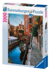Ravensburger Venetian Expressions 1000 Piece Jigsaw Puzzle - 15896