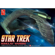 AMT 1/3200 Star Trek Romulan Warbird Model Kit - 753