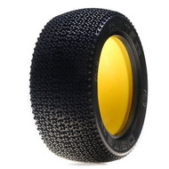Losi 1/8 Digits G2 Truck Tire w/Inserts, Red (2) ~ A7785R