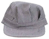 Brooklyn Peddler Train Engineer Hat Child (Blue) - 00057
