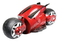 Kid Galaxy RC Cybercycle, Red: 27MHz - 10180