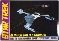 AMT 1/650 Star Trek Klingon Battle Cruiser Model Kit - 720