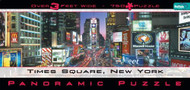 Buffalo Games Times Square Panoramic 765 Piece Jigsaw Puzzle - 14018