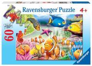 Ravensburger Under the Sea 60 Piece Kids Puzzle - 09512