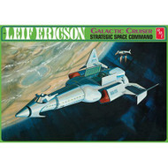 AMT 1/500 Leif Ericson Galactic Crusier Strategic Space Command Model Kit - 698