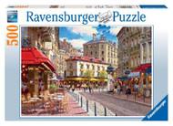 Ravensburger Quaint Shops 500 Piece Jigsaw Puzzle - 14116