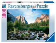 Ravensburger Yosemite Valley 1000 Piece Jigsaw Puzzle - 19206