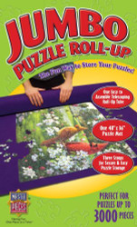 MasterPieces Jumbo Jigsaw Puzzle Roll-Up 48x36 - 50530