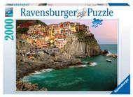 Ravensburger Cinque Terre, Italy 2000 Piece Jigsaw Puzzle - 16615