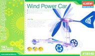 Academy Wind Power Car Educational Snap Together Model Kit - 18140