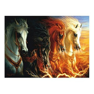 SunsOut 4 Horses of the Apocalypse 1500 Piece Jigsaw Puzzle - 68420