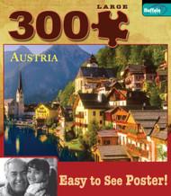 Buffalo Games Austria 300 Piece Jigsaw Puzzle - 2524