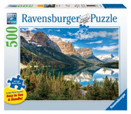 Ravensburger Beautiful Vista 500 Piece Jigsaw Puzzle - 14852