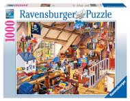 Ravensburger Grandma's Attic 1000 Piece Jigsaw Puzzle - 19272