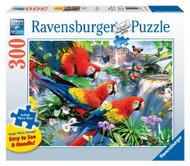 Ravensburger Tropical Birds 300 Piece Jigsaw Puzzle - 13534