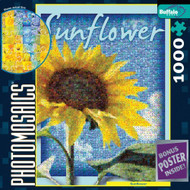 Buffalo Games Sunflower Photomosaic 1026 Piece Jigsaw Puzzle - 535